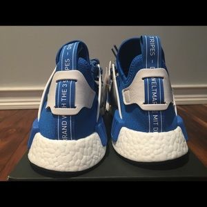 6092913fac688 adidas Shoes - Adidas NMD XR1 Footlocker Europe Bluebird